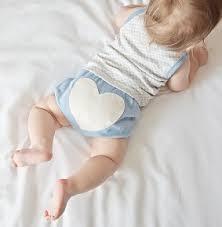 Sapling Child <b>Little Bear</b> Blue Pants – A <b>Pure</b> Beginning