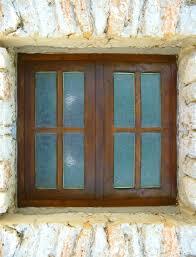 window texture. Brown Vintage Window Texture