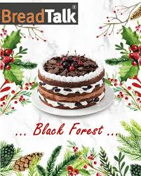 Our Most Favorite Cake Black Forest Breadtalk Indonesia
