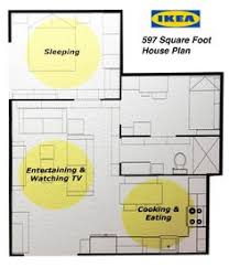 Awesome Ikea Small Spaces Floor Plans And Decorating Design Architecture ...