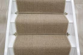 image of casual stair runner carpet