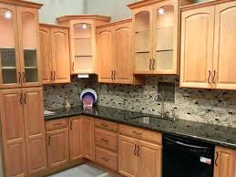 kitchen oak cabinets wall color titemclub