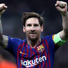 Lionel Messi Profile