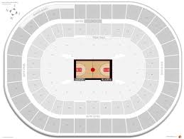 Rose Quarter Seating Chart With Rows Portland Trail Blazers Seating Guide Moda Center Rose Garden