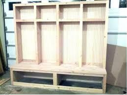 wooden storage lockers how how to build wooden storage lockers