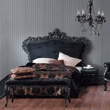 Gothic Style Bedroom Simple Furniture