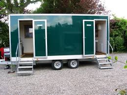 bathroom trailers. Image Of: Portable Bathroom Trailers