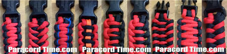 Paracord Braiding Patterns