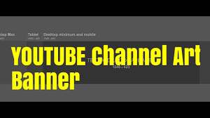 Best Youtube Banner Youtube Banner Without Photoshop Youtube Channel Art Best Way