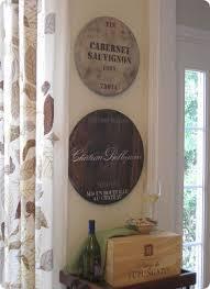wine barrel wall decor 292 best wine inspired home garden decor images on