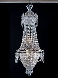 bag antique crystal chandelier antique lighting intended for well liked waterfall crystal chandelier gallery