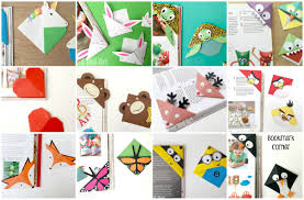 fabulos corner bookmark ideas