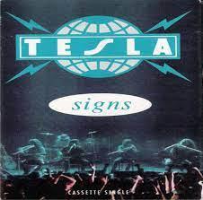 Tesla Signs Song Lyrics Page 1 Line 17qq Com