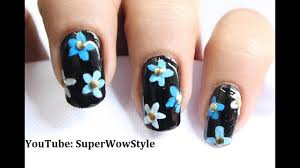 Easy Nail Design Steps Nail Art Designs For Beginners Easy Step By Step Tutorial Superwowstyle