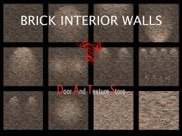 Brick wall lighting Neon Lights Brick Textures Interior Exterior Brick With Lighting Interior Wall Textures Brick Wall Brick Textures 5514 Getty Images Second Life Marketplace Brick Textures Interior Exterior Brick