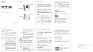 K0 Abilix Educational Robot Brick Series User Manual