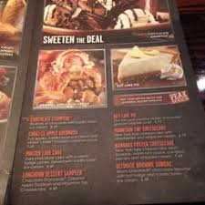 The longhorn menu and prices come with various desserts such as the. Steak House Long Horn Steak House Dessert Menu