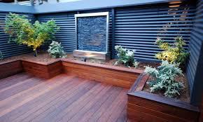small backyard decks with hot tubs