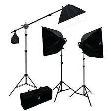 full image for studio lighting tutorial diy home ion watt photo light kit boom set