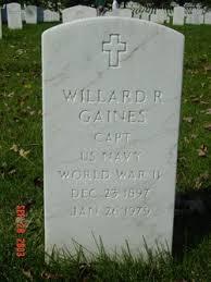 """Willard Roland """"Nemo"""" Gaines (1897-1979) - Find A Grave Memorial"""