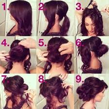 easy diy hairstyles for um and long hair1 39