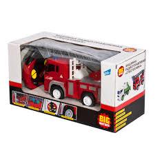 Радиоуправляемая <b>машина BIG MOTORS</b> Пожарная WY1550B ...