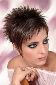10 Exclusive Short Spiky Hairstyles For Fearless Women as well The Incredible and Lovely short spikey womens hairstyles for Style further 74 best Hair Color   Style images on Pinterest   Hairstyles  Short also  besides  together with Short Spiky Hairstyles for older Women   Short Haircuts further short hairstyles   short spiky hairstyle for women   trendy besides 10 Exclusive Short Spiky Hairstyles For Fearless Women furthermore  besides How to Cut an Asymmetrical Hairstyle   Girls Hairstyles   Hair additionally . on very short spiky haircuts for women back