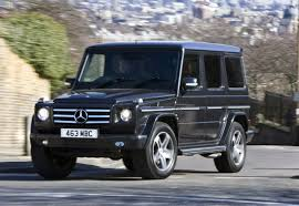 The New Mercedes-Benz G-Klasse – UK-spec model (17) | Mercedes ...