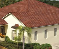 dimensional shingles. GAF Monaco Tile Dimensional Shingles On Roof