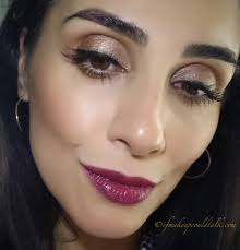 1wn2 invisible fluid makeup discontinued estee estee lauder 450 insolent plum pure color envy lipstick topped lightly with dior addict fluid stick