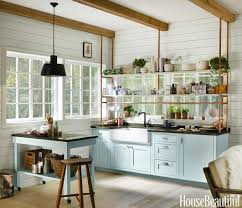House Kitchen Kitchen Of The Month Inspiring Dream Kitchens House Beautiful