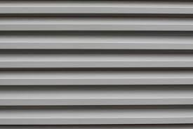 Interesting Corrugated Metal Panel Texture Fence With Perfect Ideas