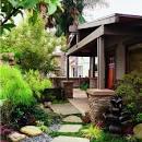 Красивый дом с крыльцом фото