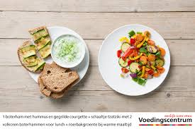 Gram groenten per persoon