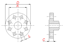 Pn16 Flange Chart Pn16 Flange