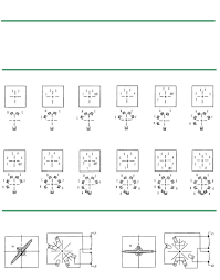 electroswitch home page tap switches notes plates connection diagrams plate drawings series parallel connection diagram fig 1 fig 7 parallel fig 2 fig 8 fig 3 fig