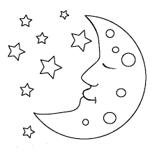 coloring pages of the moon moon coloring pages remarkable moon coloring pages for your coloring coloring pages of the moon