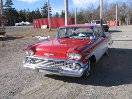 Auctions - 1958 Chevrolet Biscayne Sedan NO RESERVE | Owls Head ...