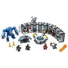Phòng Giáp Sắt Của Iron Man