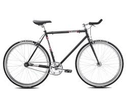 Se Racing 2016 Lager Single Speed Fixed Gear Road Bike Metallic