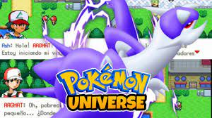 Completed] Pokemon Universe - GBA HACK ROM With 3 Regions,Mega Evolution &  Much More |
