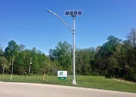 Commercial Solar Powered LED Street Lighting Systems By SEPCOSolar System Street Light