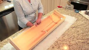 Diy Wood Cornice How To Cover A Cornice Board Diy Home Decor Tips Youtube