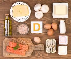 voedsel met vitamine d
