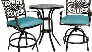 round outdoor sets high diy villa metal stools pub table bar height folding base plastic tall