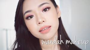 wardah one brand makeup tutorial review 2018 molita lin