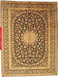 navy blue kashan area rug rugs rugs persian rug and area