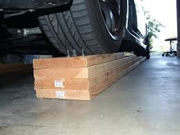 how to make a wooden ramp jack ramps for lowered cars wooden ramp racer set
