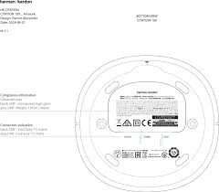Hkct100 Wireless Speaker Label Diagram 2018 06 04hkcitation