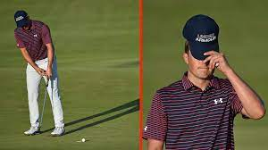 Jordan Spieth sours finish with missed ...
